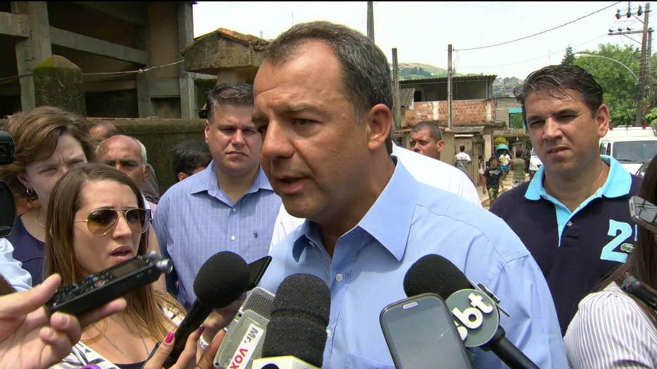 Sérgio Cabral relata movimentações suspeitas no Judiciário