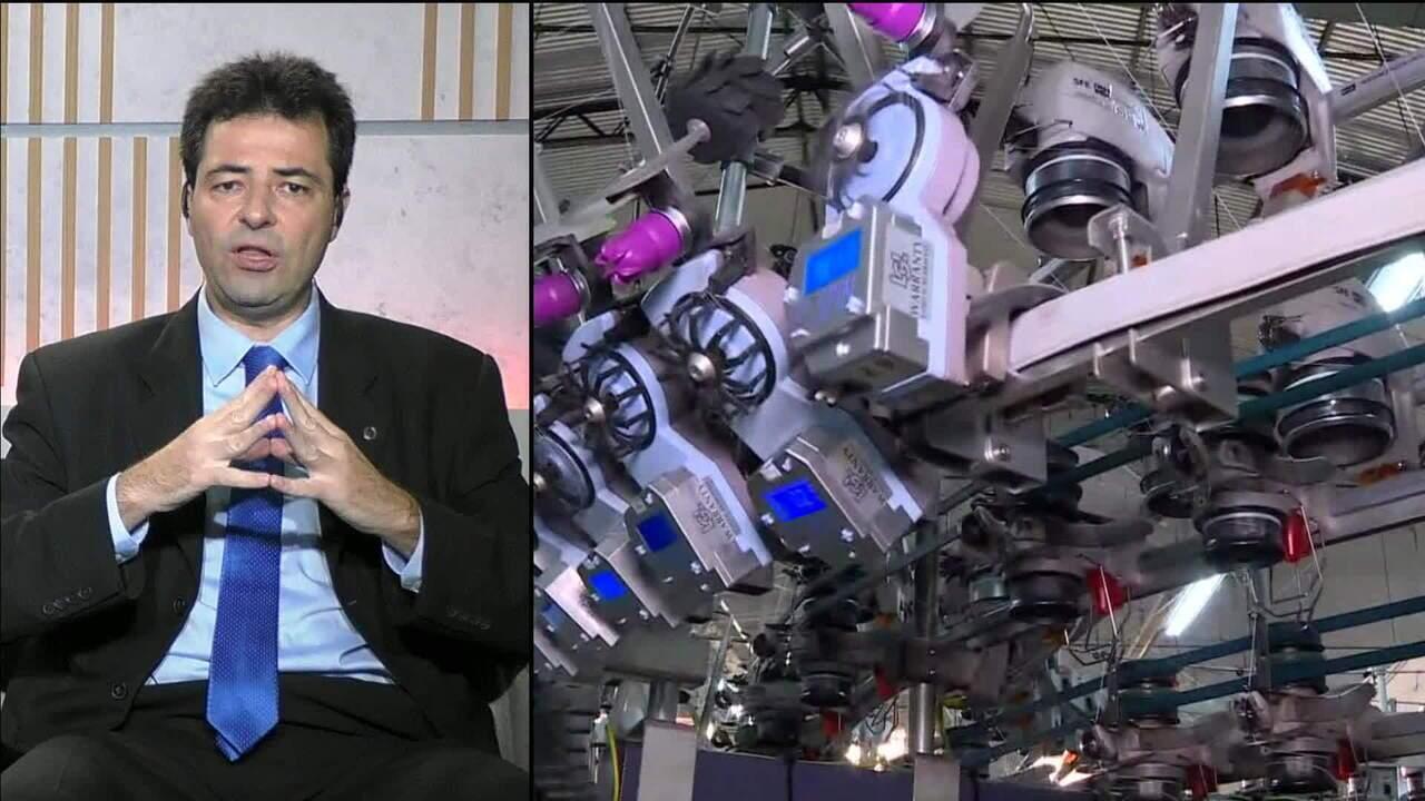 Secretário de Política Econômica comenta a queda na produção industrial brasileira