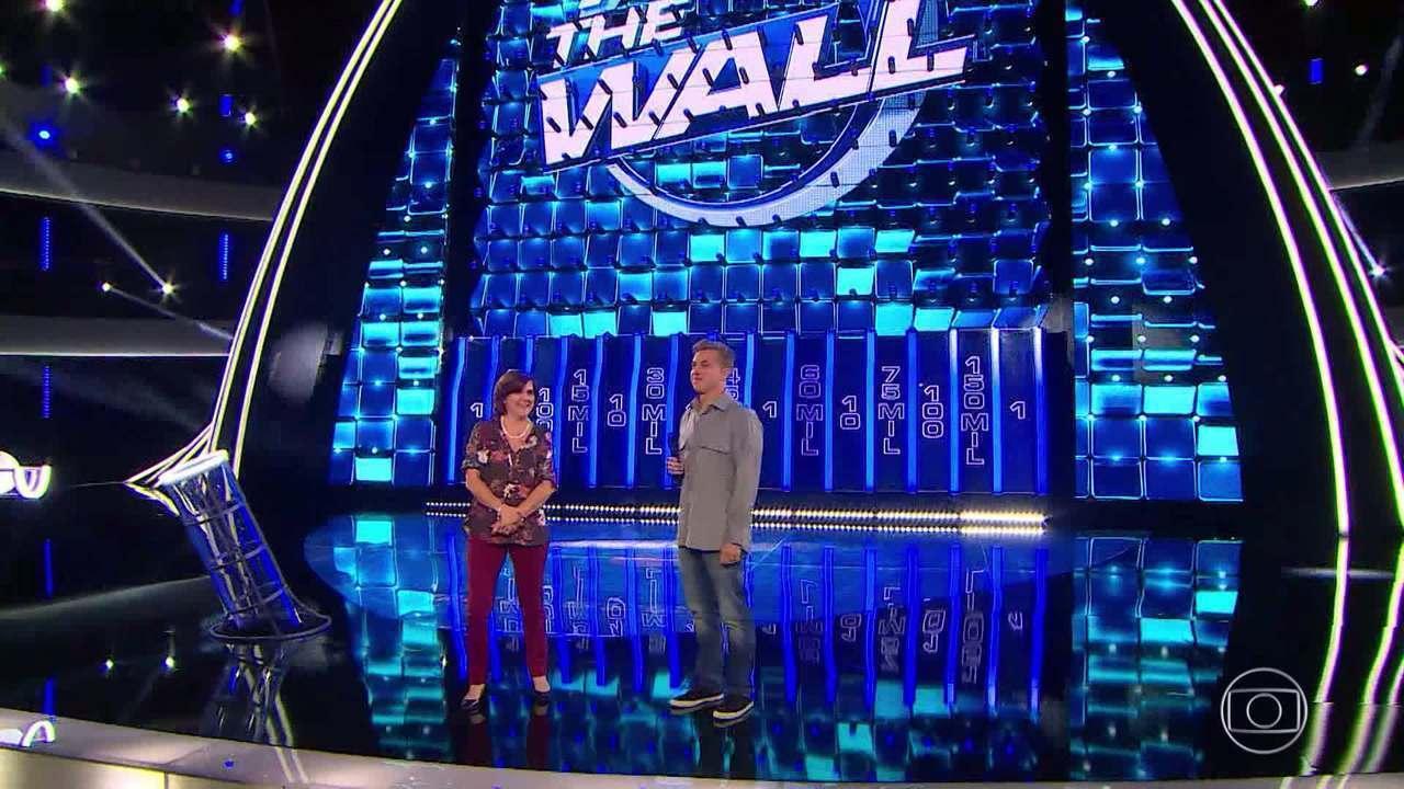 Marisa e Aline continuam na disputa pelo prêmio no ´The Wall'