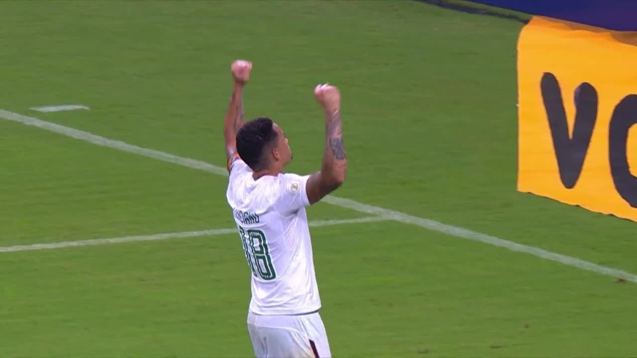 Os gols de Grêmio 4 x 5 Fluminense pela 3ª rodada do Campeonato Brasileiro