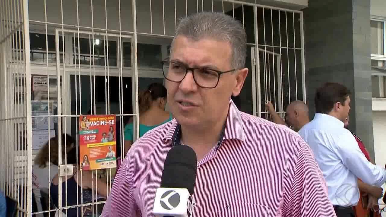Secretário de Saúde de MG fala sobre obras do Hospital Regional em Juiz de Fora