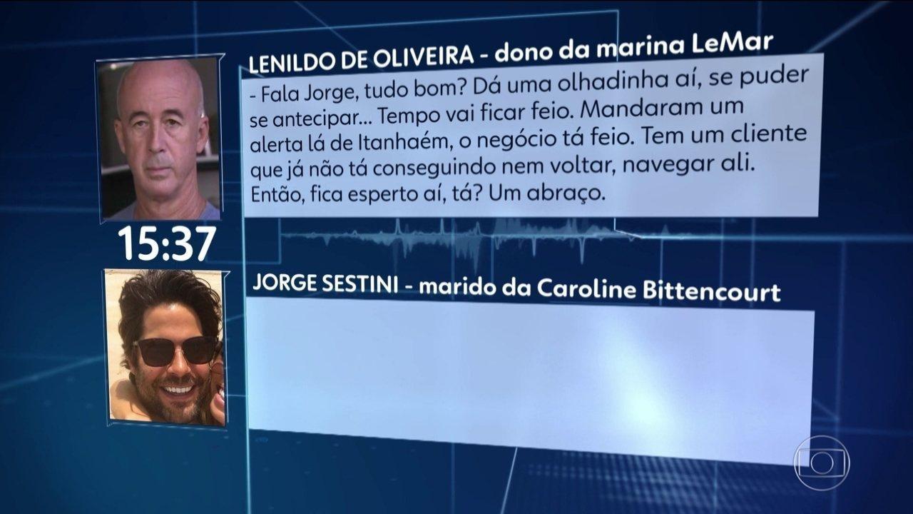 Marido da modelo Caroline Bittencourt é indiciado por homicídio culposo
