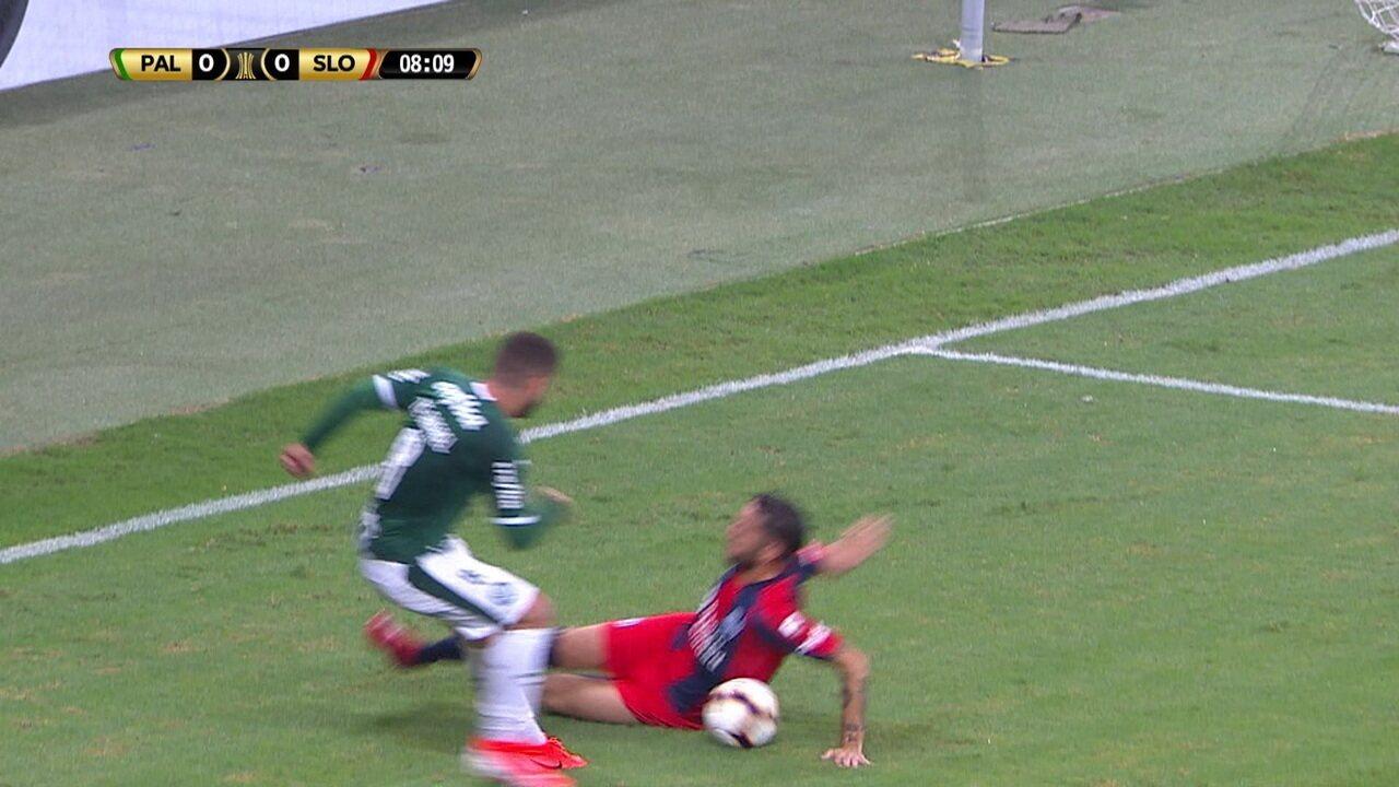 Melhores momentos: Palmeiras 1 x 0 San Lorenzo pela Taça Libertadores