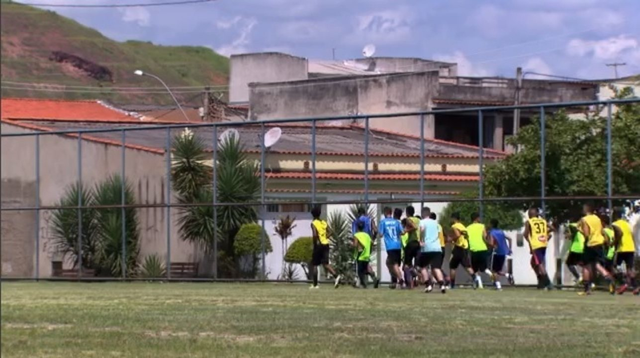 Profissão Repórter – Categorias de base no futebol – 08/05/2019