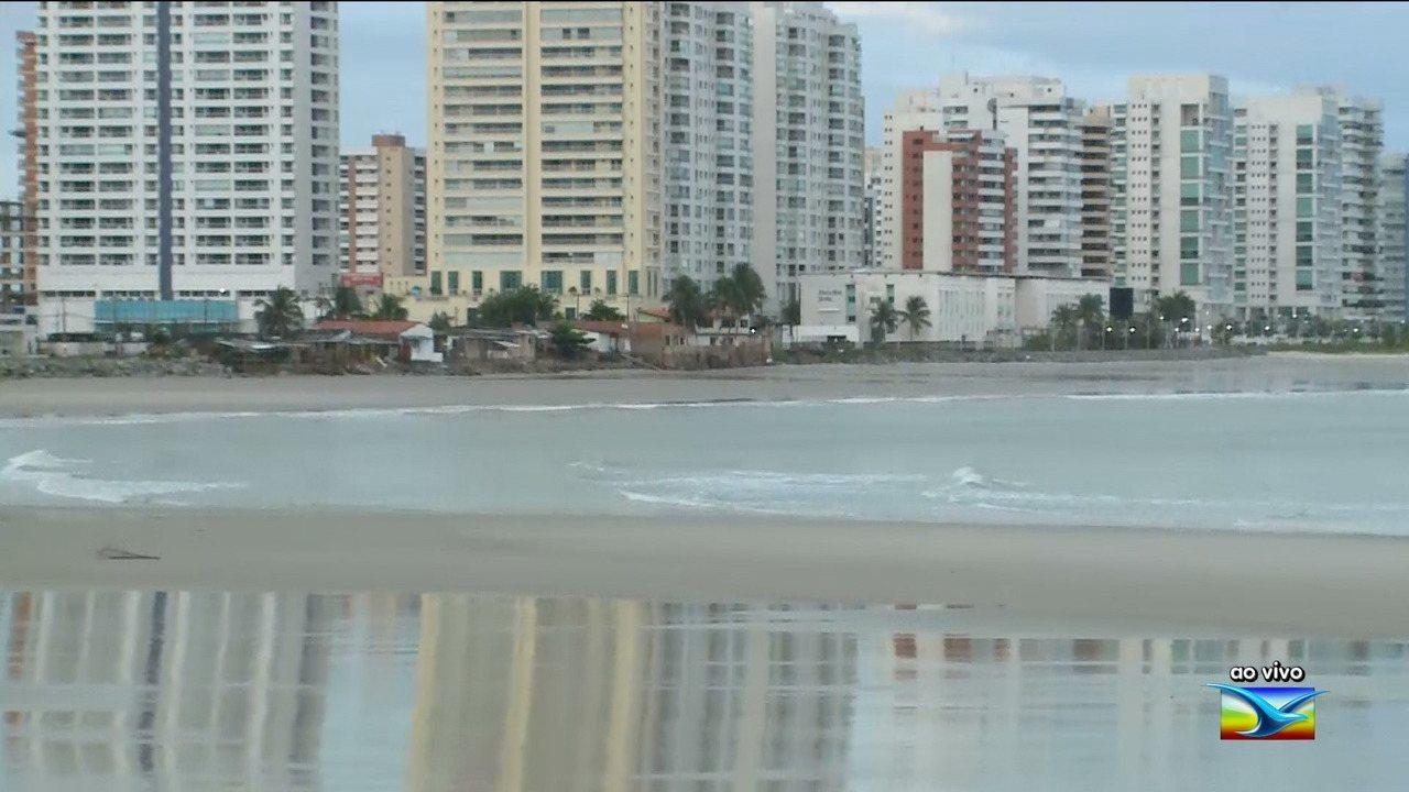 Sema divulga novo laudo do índice de poluição das praias em São Luís