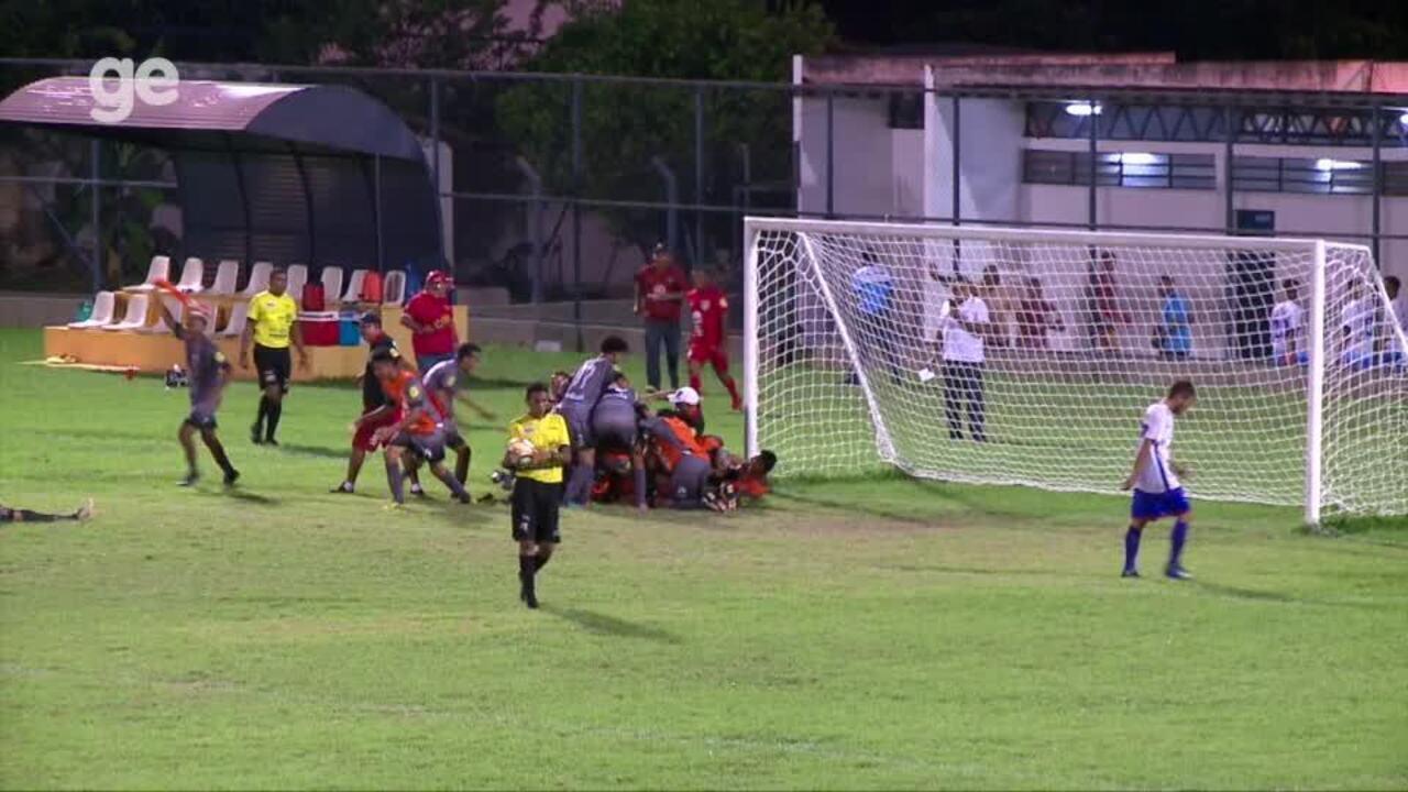 Nos pênaltis, Ferroviário-PI elimina o Piauí e pega o River-PI na semifinal do estadual