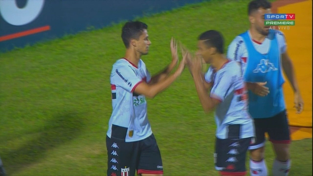 Henan faz o gol da vitória do Bota em Sorocaba