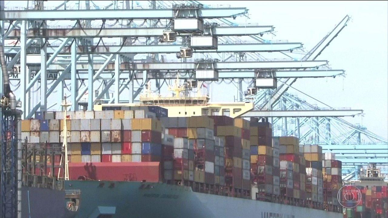 EUA impõem novas tarifas sobre produtos chineses