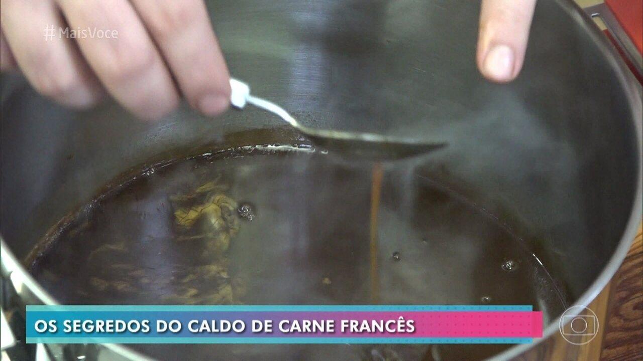 Caldo de Carne Francês