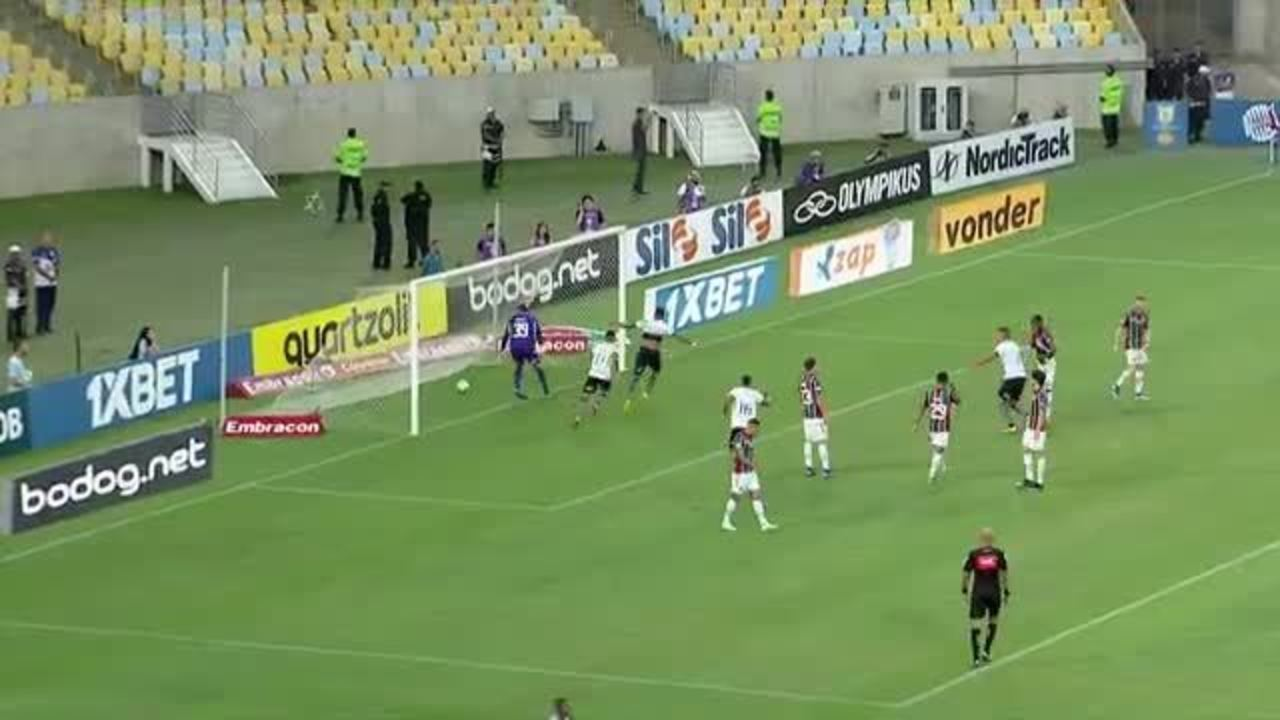 Melhores momentos de Fluminense 0 x 1 Botafogo pela 4ª rodada do Campeonato Brasileiro