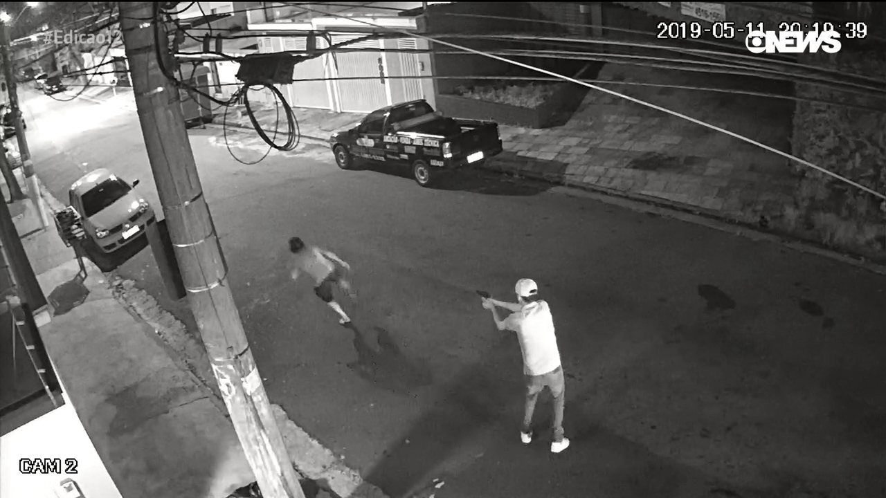 Homem é executado com vários disparos em Santo André, SP