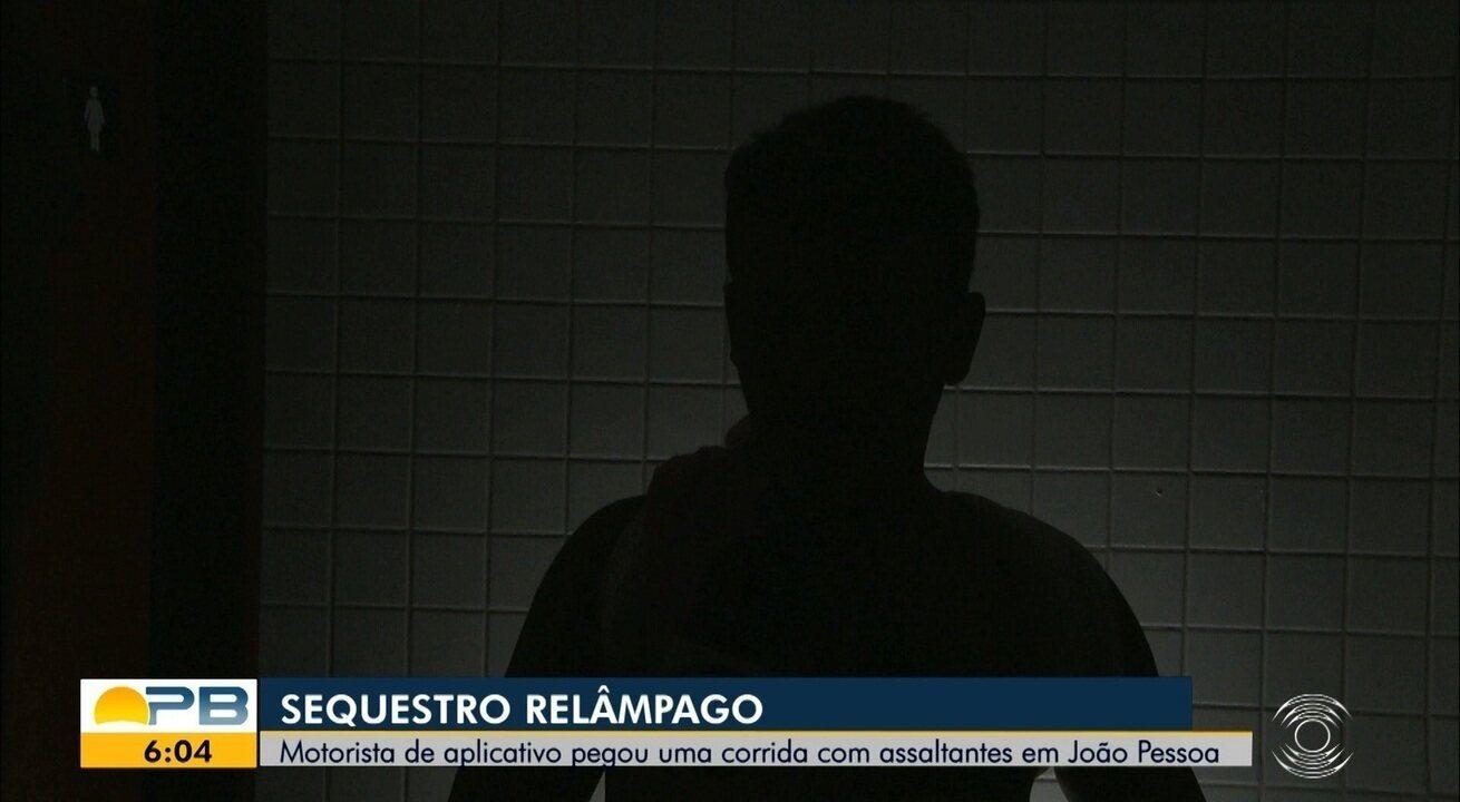 Grupo sequestra motorista por aplicativo, amarra vítima e joga de ponte, em João Pessoa