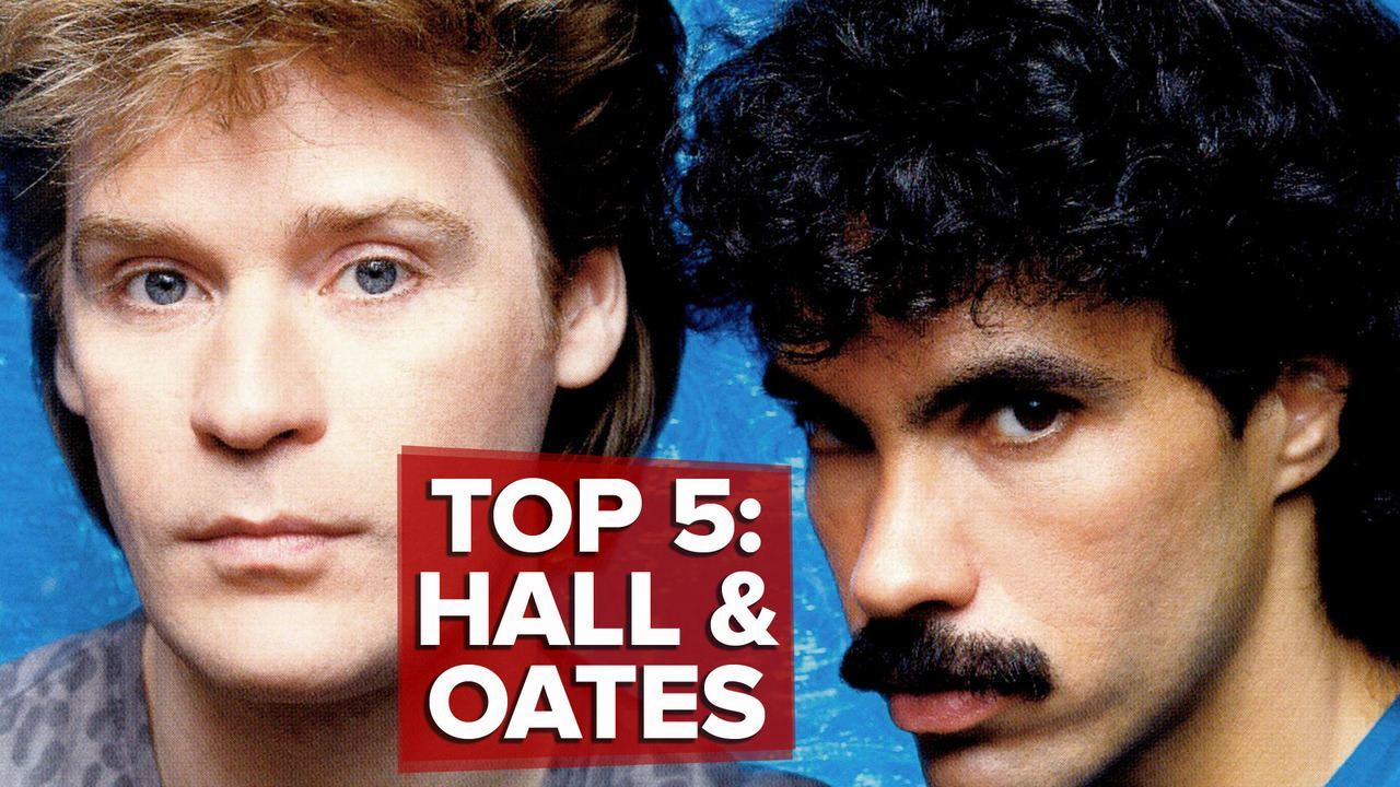 Hall & Oates: veja top 5 de clipes da dupla