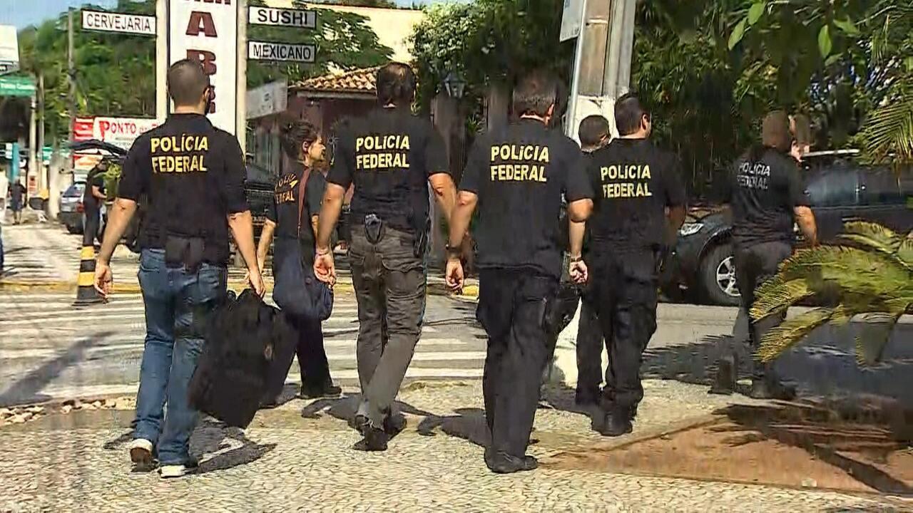 Prefeito de Ilhabela, Márcio Tenório, é afastado do cargo em operação da Polícia Federal