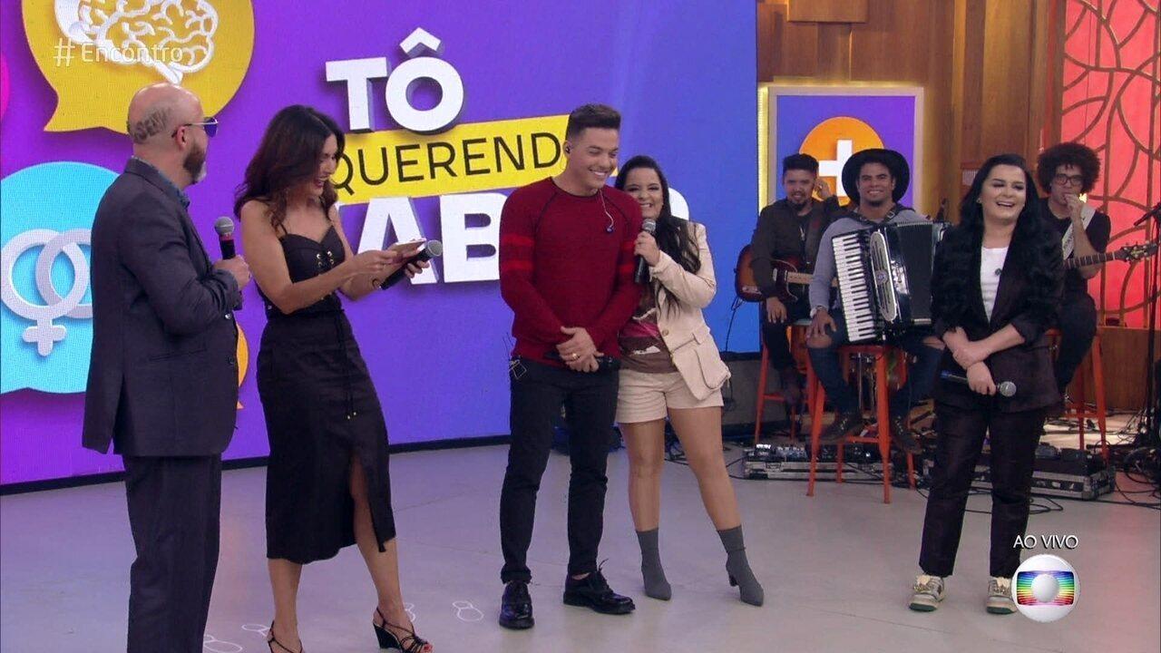 'Tô Querendo Saber' se inspira nas músicas de Maiara e Maraisa e Safadão