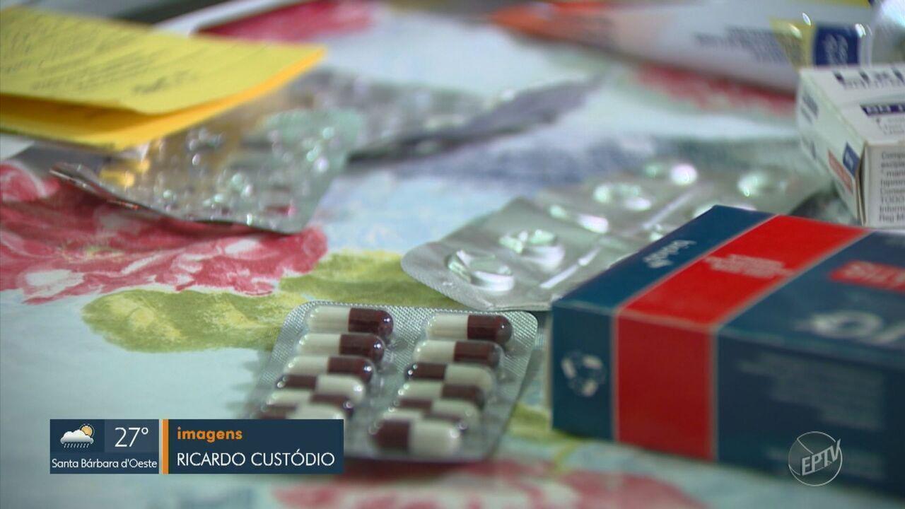 Pacientes com câncer estão sem fazer quimioterapia no hospital Mário Gatti