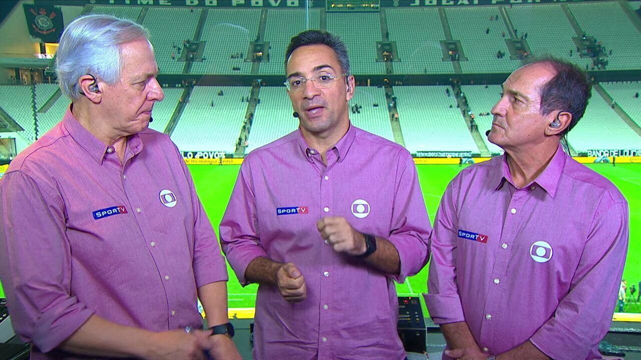 Comentaristas analisam vitória do Flamengo na Copa do Brasil