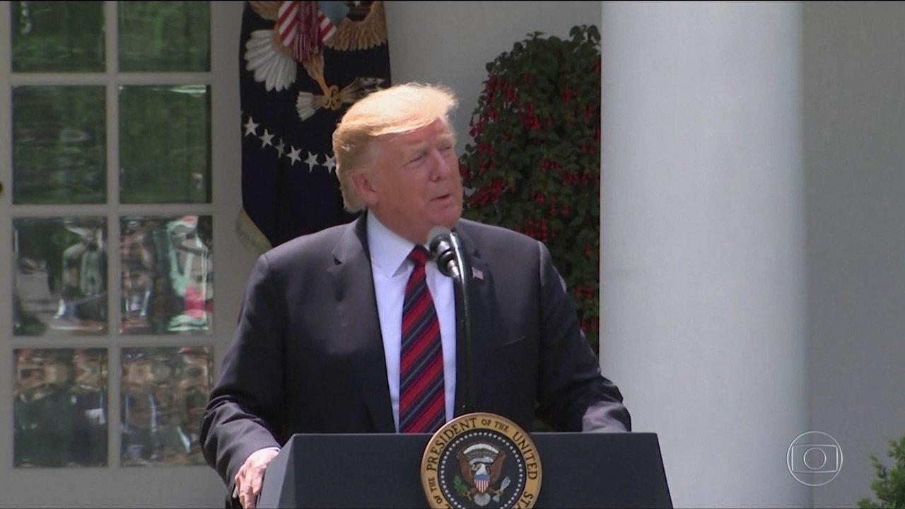 Donald Trump anuncia proposta para alterar sistema de imigração legal