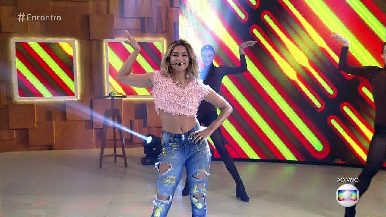Lucy Alves lança música 'Mexe-Mexe'