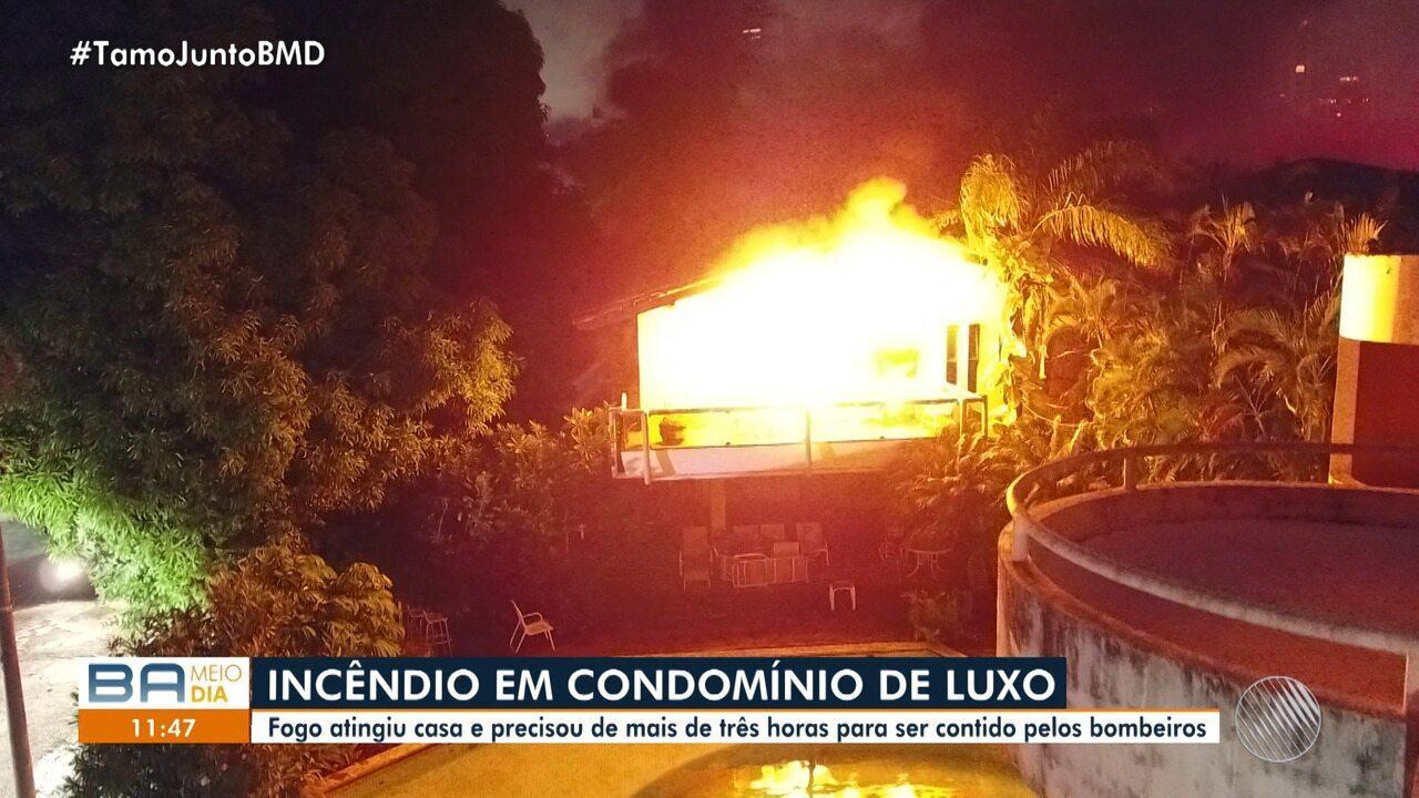 Incêndio no Horto: dona da casa já havia perdido filho em outro sinistro há 16 anos