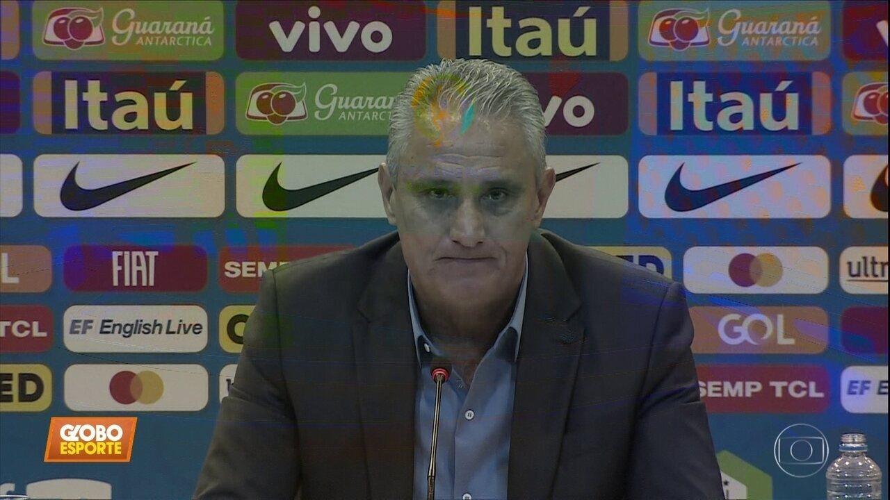 Casagrande comenta convocação de Tite e defende papo com Neymar