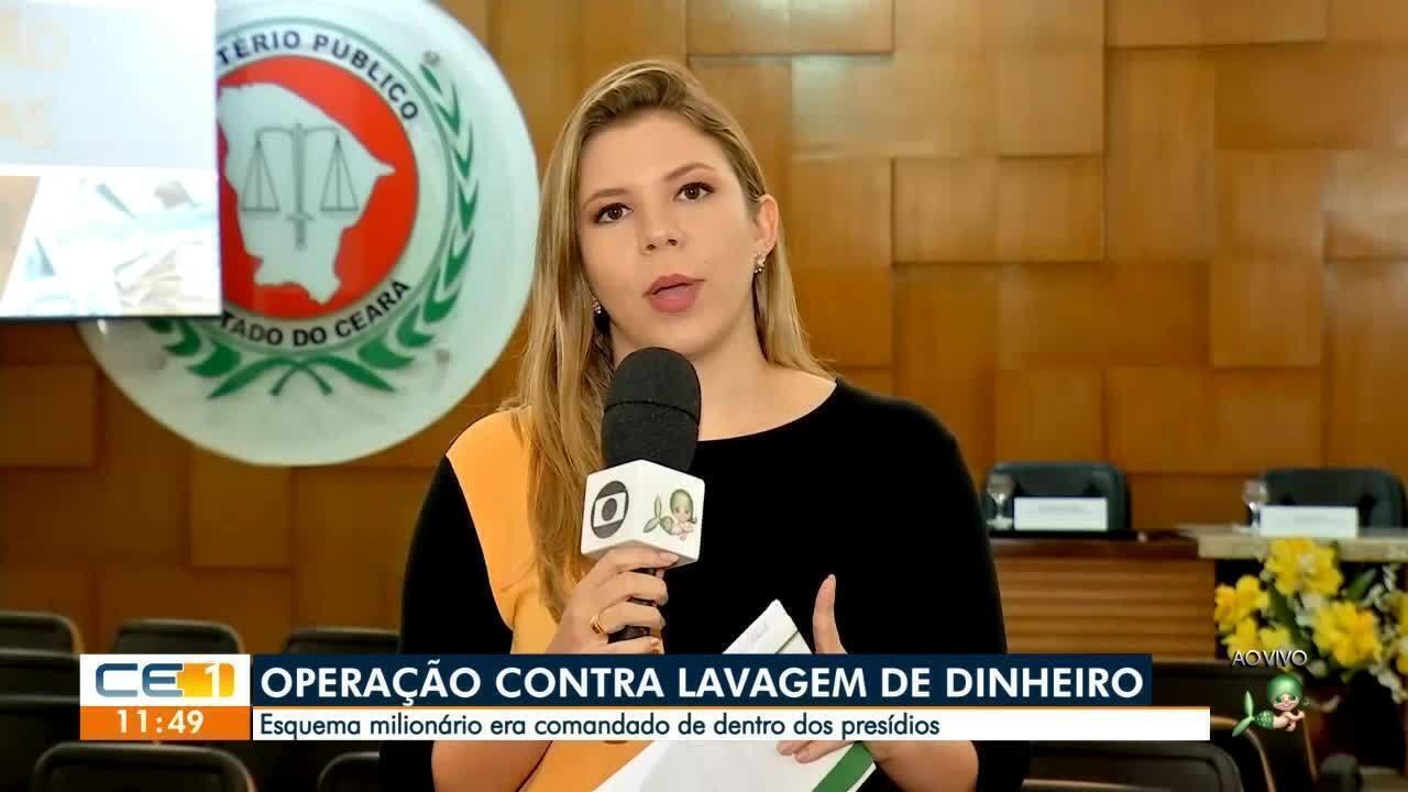 Esquema comandado de dentro do presídio movimentou R$ 4 milhões