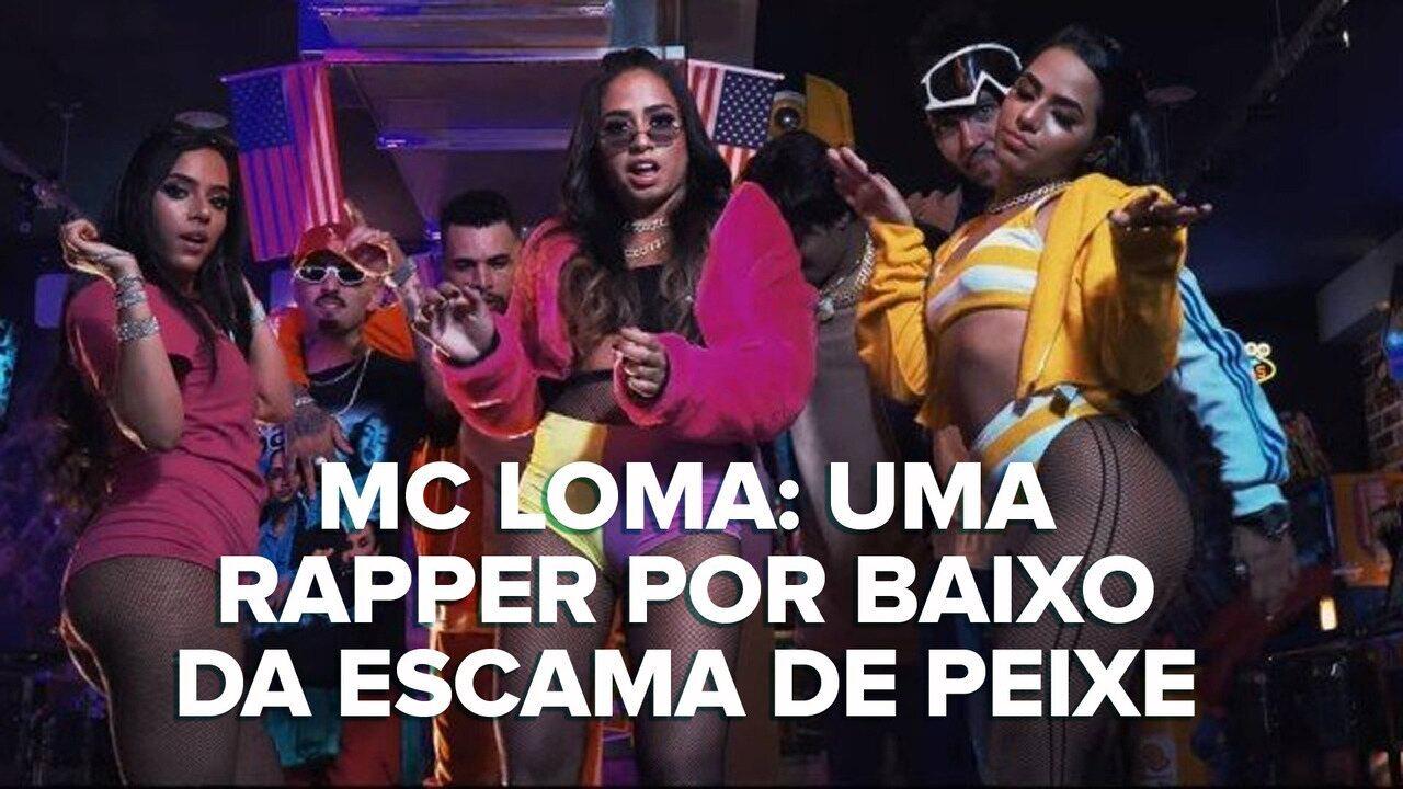 G1 Ouviu: MC Loma e as Gêmeas Lacração e Cálice - 'Ela me usa e abusa'