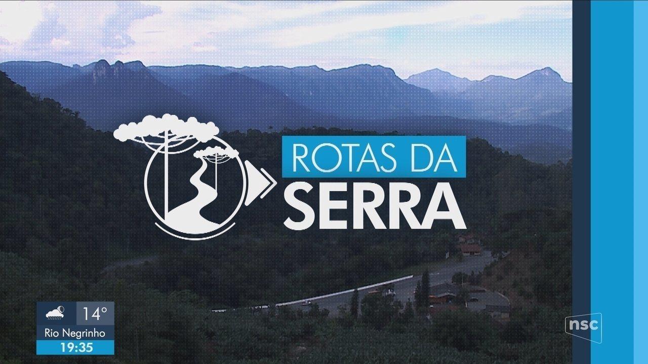 Confira a quarta reportagem da série 'Rotas da Serra'