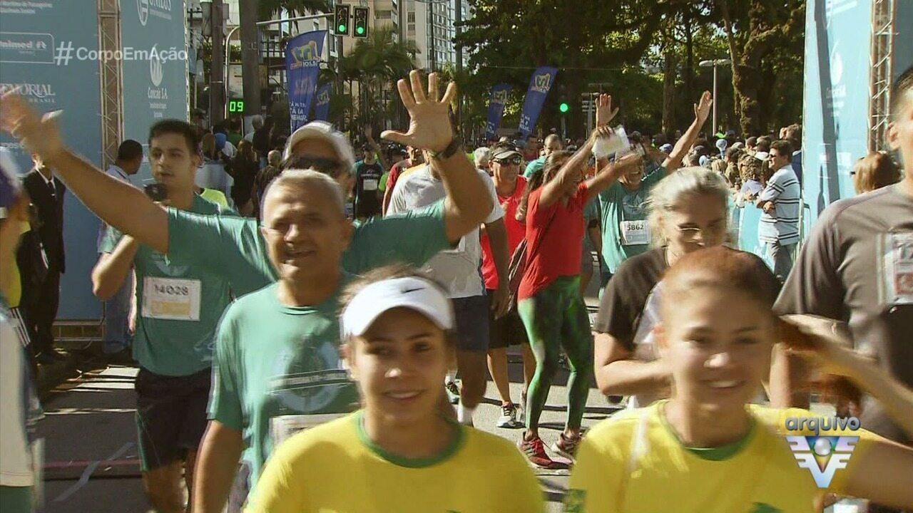 34ª 10 KM Tribuna FM-Unilus acontece neste domingo (19), pelas ruas de Santos