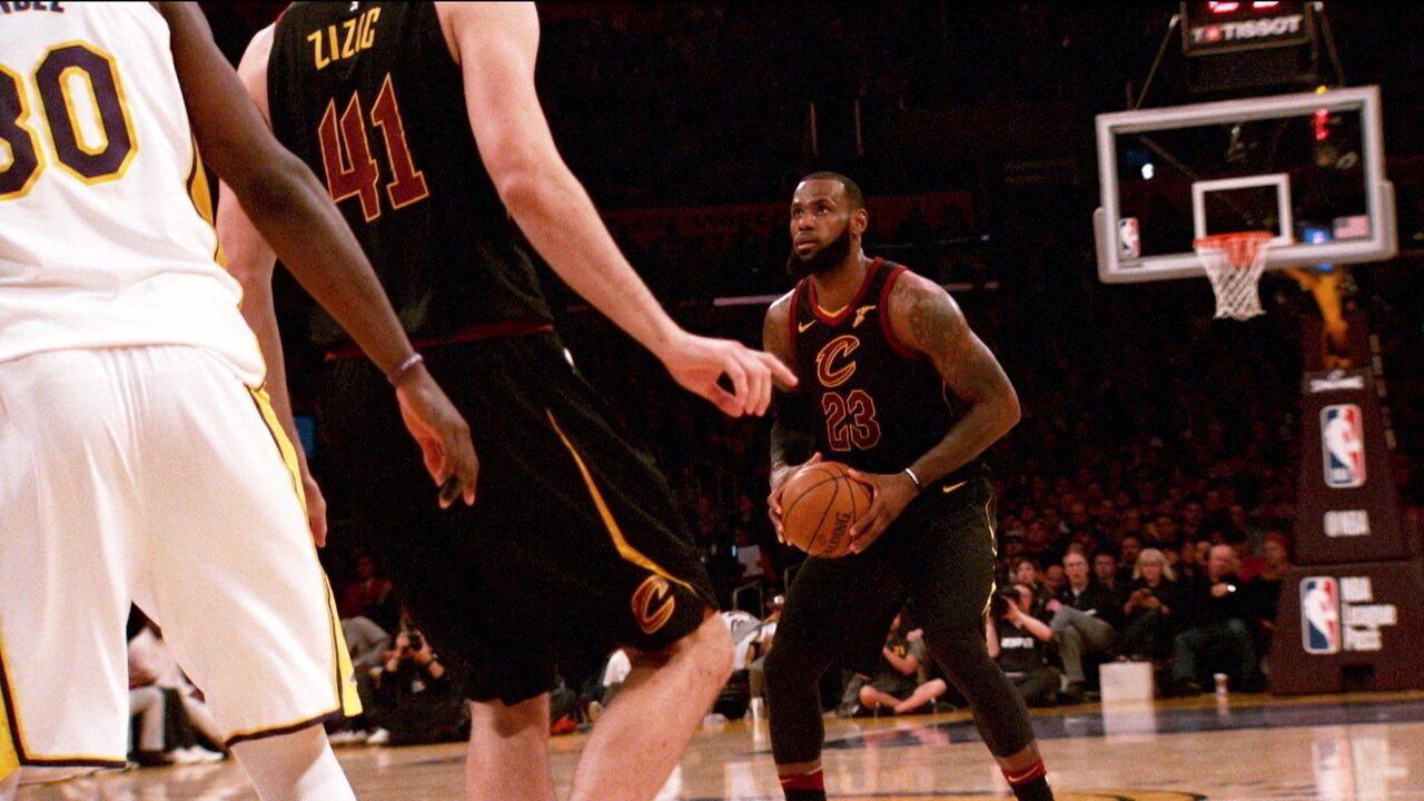 """Novo episódio da série """"NBA As Grandes Jogadas"""" mostra os reis das assistências"""