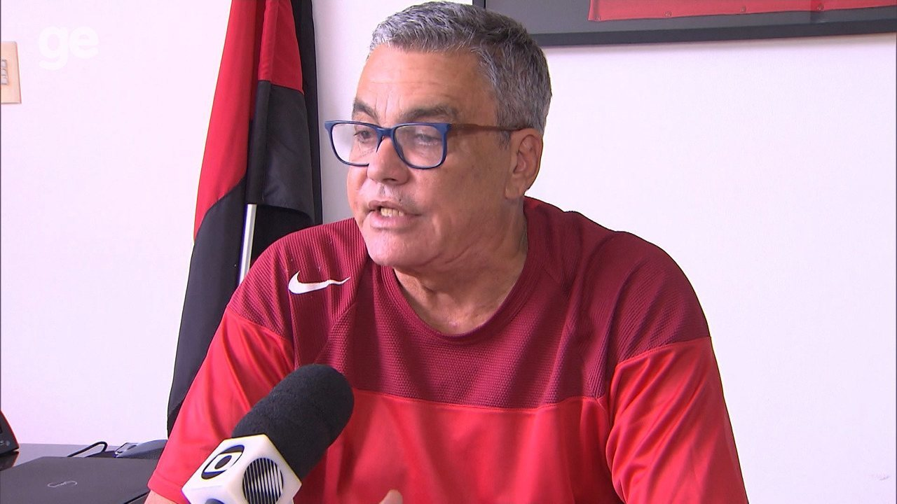 Paulo Carneiro fala sobre o perfil do novo treinador do Vitória