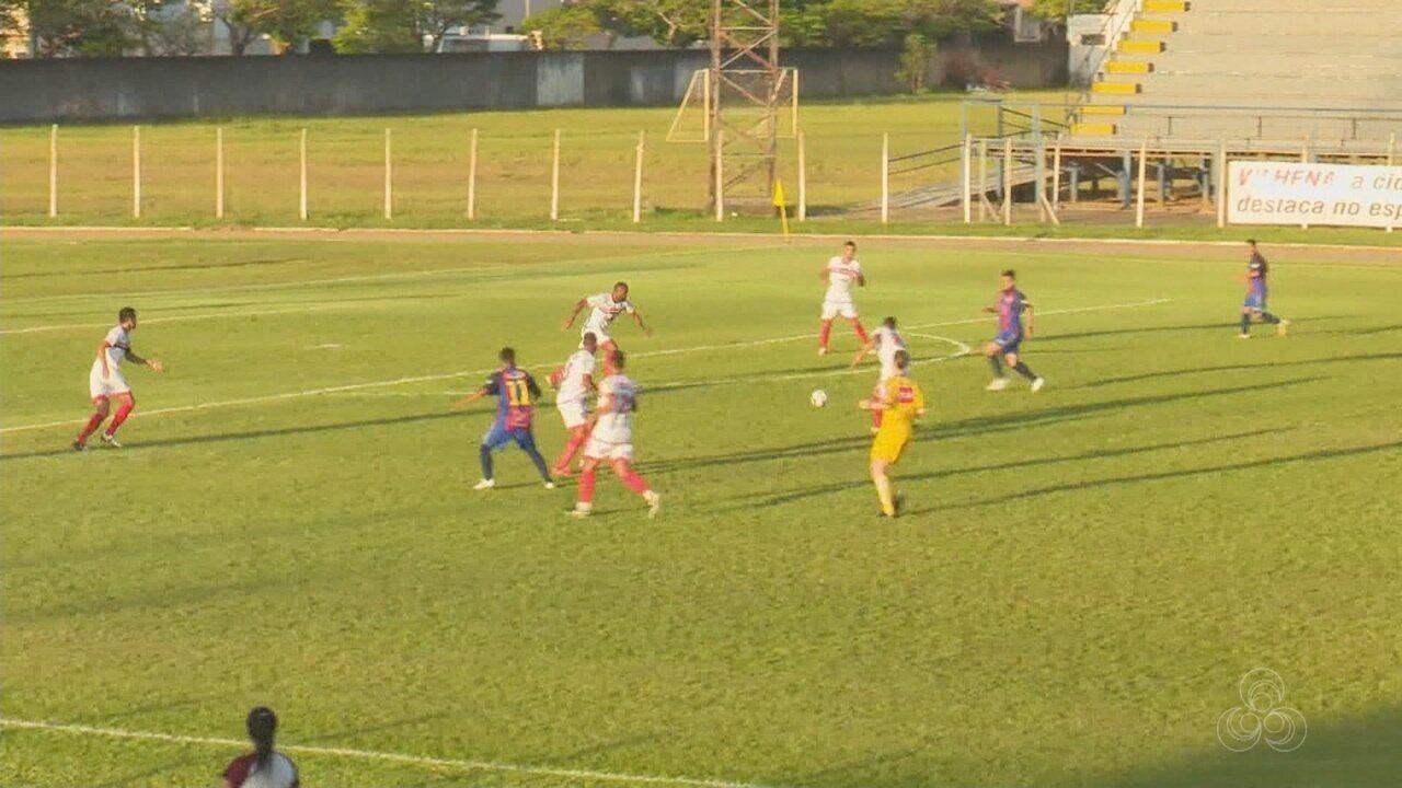 Ronan desencanta, e Fast busca empate fora de casa contra o Barcelona-RO
