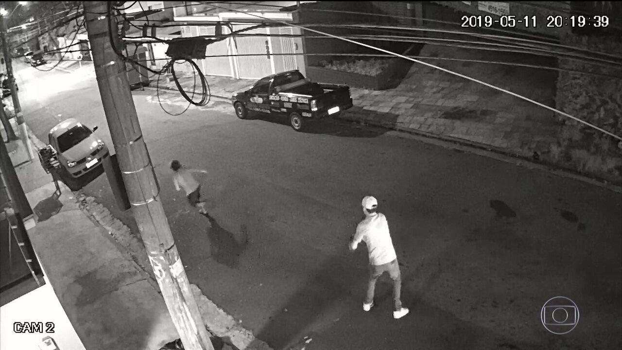 Polícia identifica suspeito de matar morador de rua na Grande São Paulo
