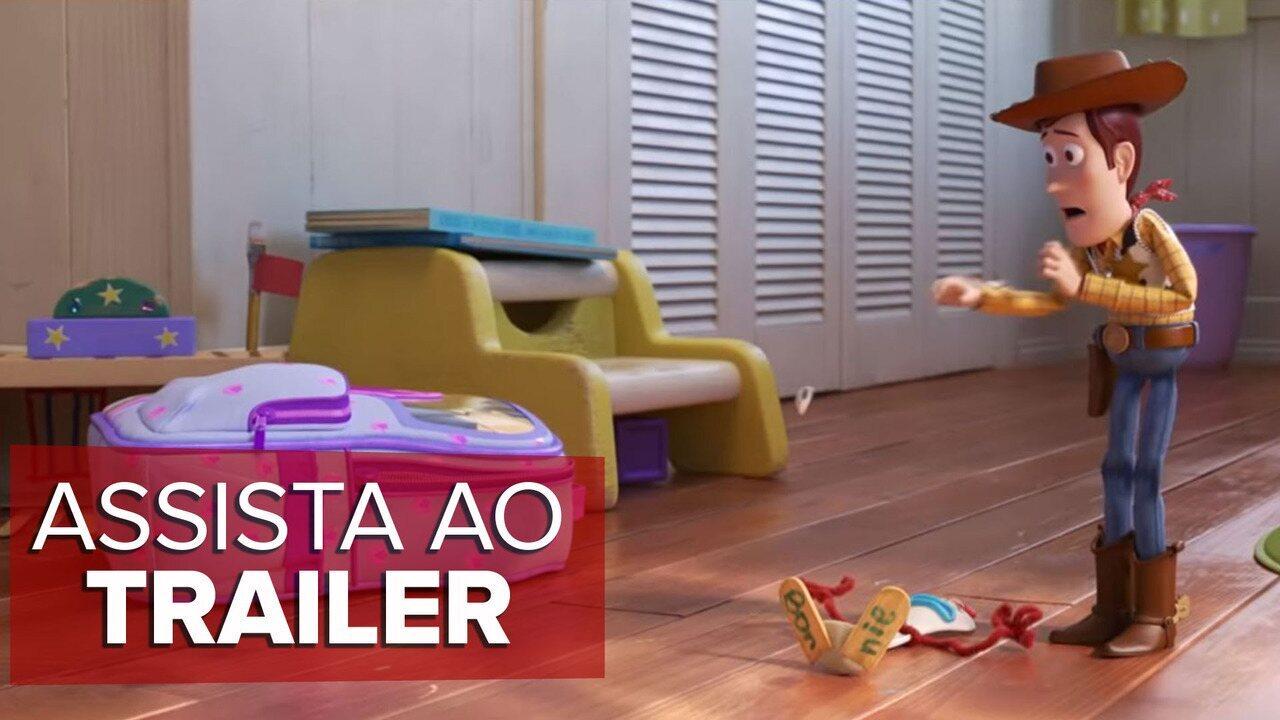 'Toy Story 4' ganha novo trailer; ASSISTA