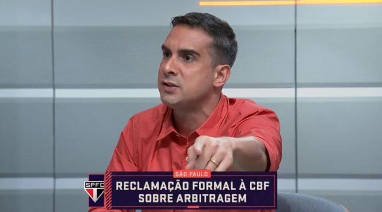 Comentaristas falam sobre o dossiê que o São Paulo enviou para a CBF