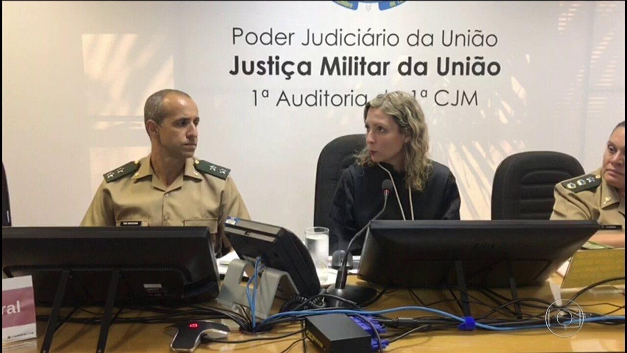 Justiça Militar ouve testemunhas da ação do Exército que fuzilou carro no Rio