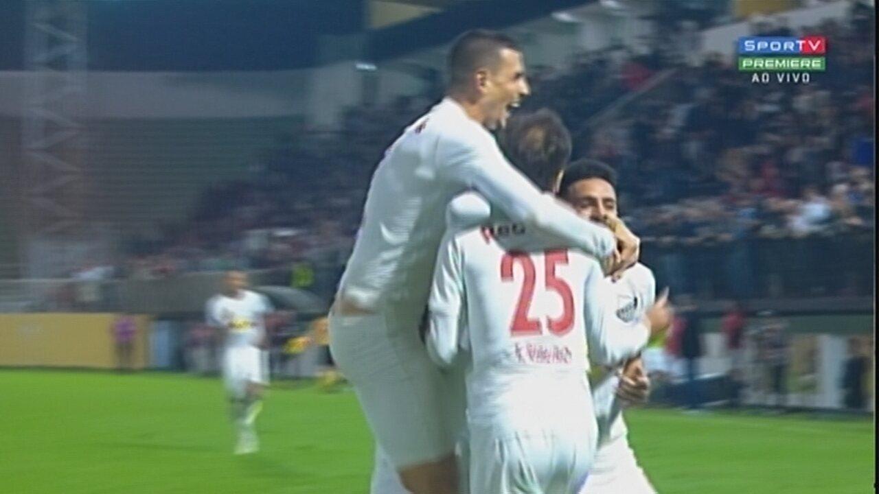 Melhores momentos de Bragantino 2 x 0 Figueirense pela 5ª rodada da Série B