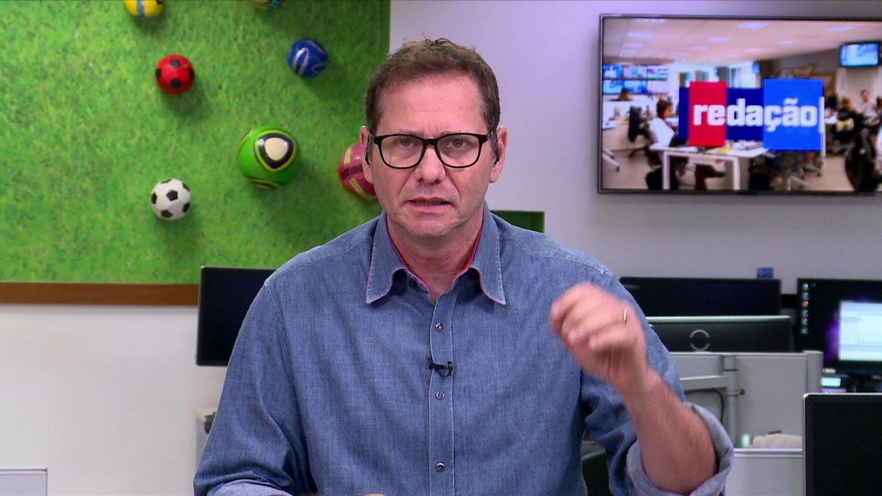 Comentaristas falam sobre o Cruzeiro e discutem se existe uma crise técnica