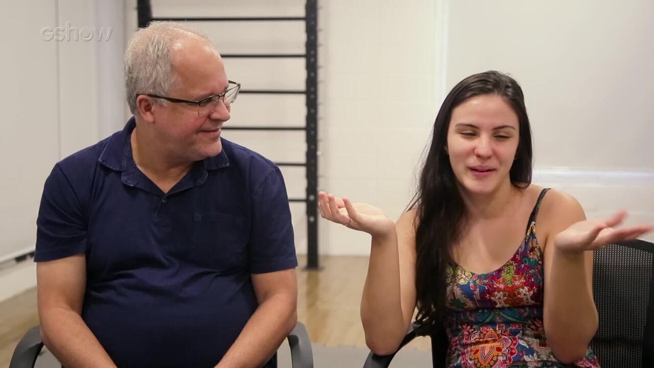Preparação de elenco com Giovanna Ríspoli, a Milena de 'Malhação - Toda Forma de Amar'