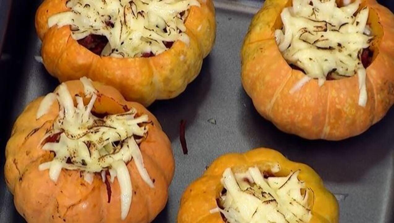 Helga Nemeczyk ensina receita de abóbora com carne seca no 'Tá Na Mesa, Pessoal'