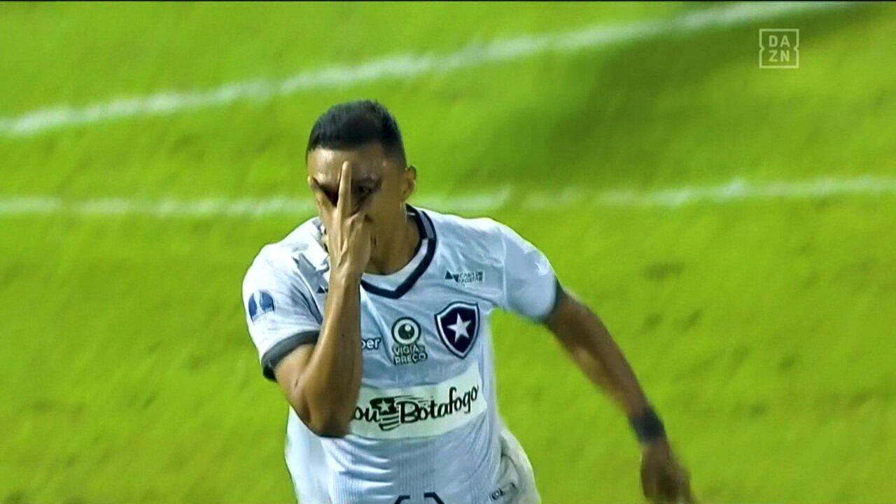 No Paraguai, Botafogo vence Sol de América pela segunda rodada da Sul-Americana