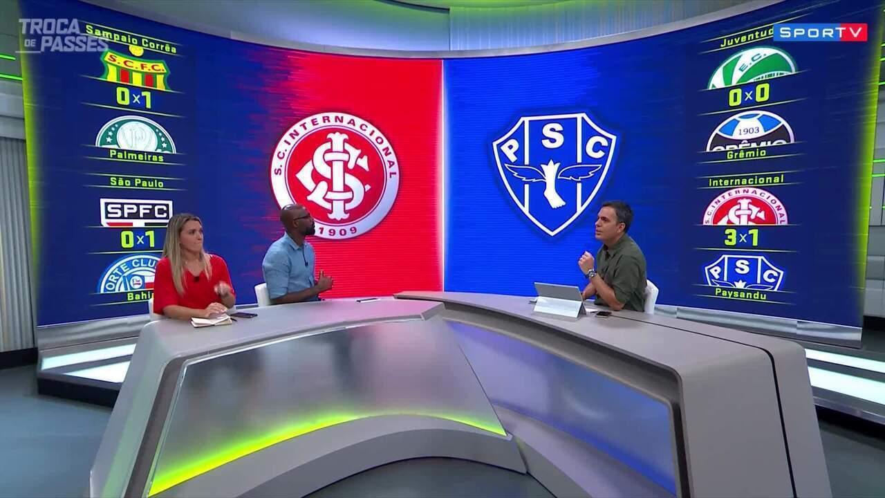 Ana Thaís elogia evolução do trabalho de Odair Hellmann no Inter em 2019