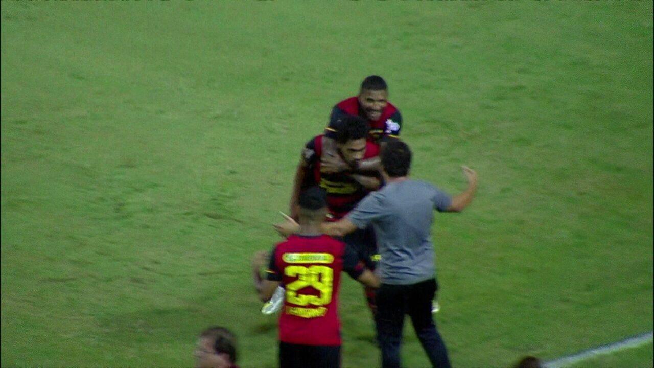 Melhores momentos de Sport 3 x 2 Londrina pela série B do Campeonato Brasileiro