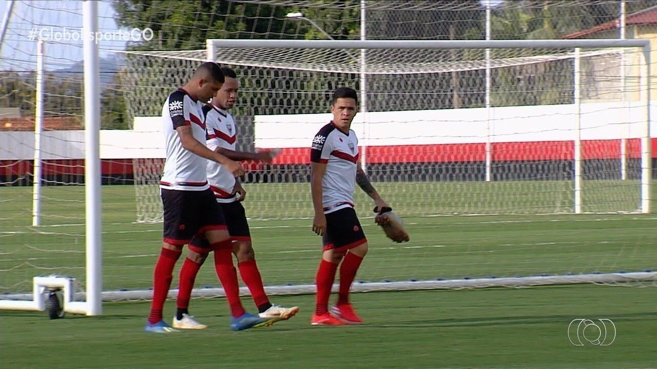 Atlético-GO tenta diminuir número de gols sofridos para sonhar com G-4