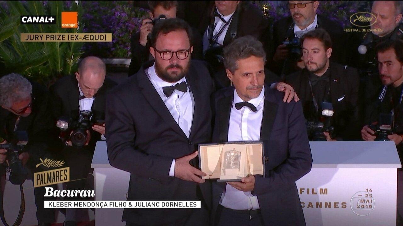Filme brasileiro 'Bacurau' ganha o Prêmio do Júri do Festival de Cannes