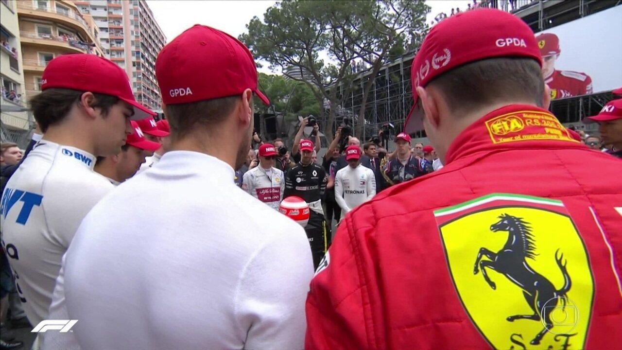 Dia de homenagens a Niki Lauda, ícone da Fórmula 1