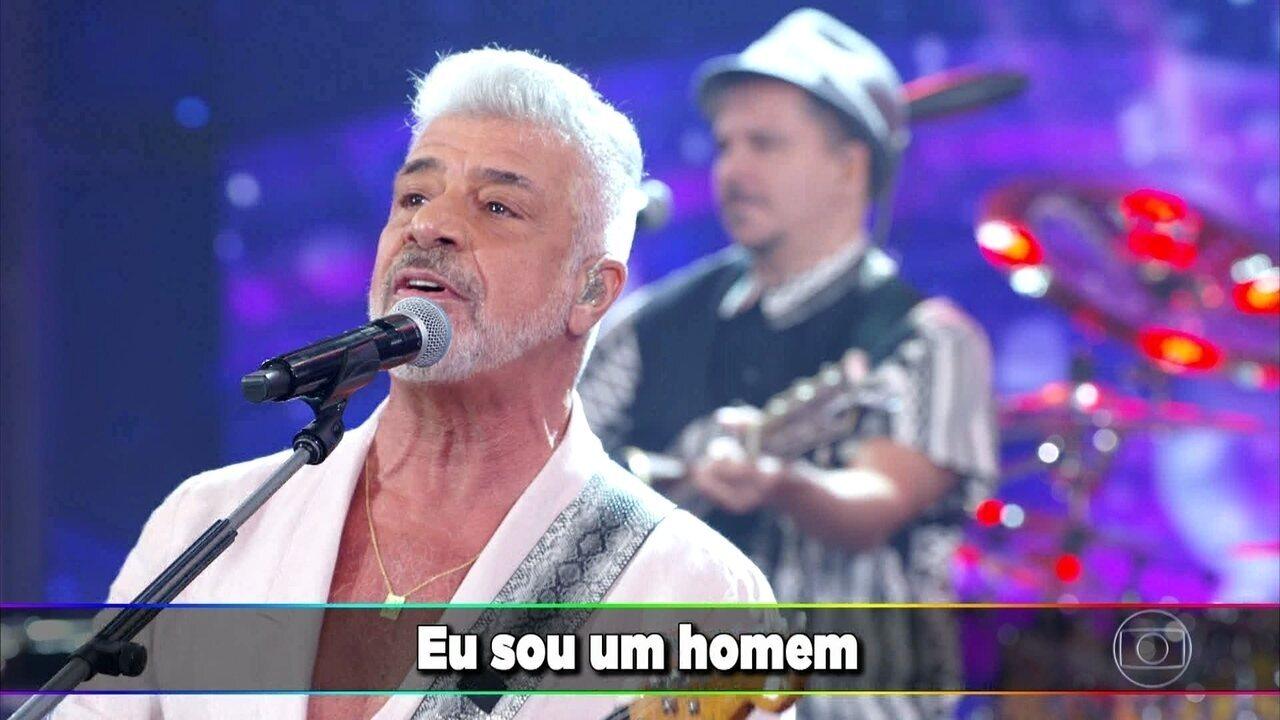 """Lulu Santos canta """"Toda Forma de Amor"""""""
