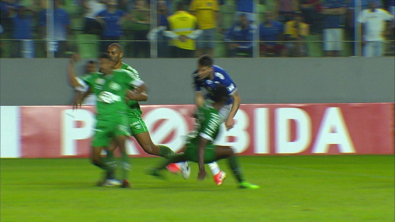 Melhores momentos: Cruzeiro 1 x 2 Chapecoense pela 6ª rodada do Brasileirão 2019