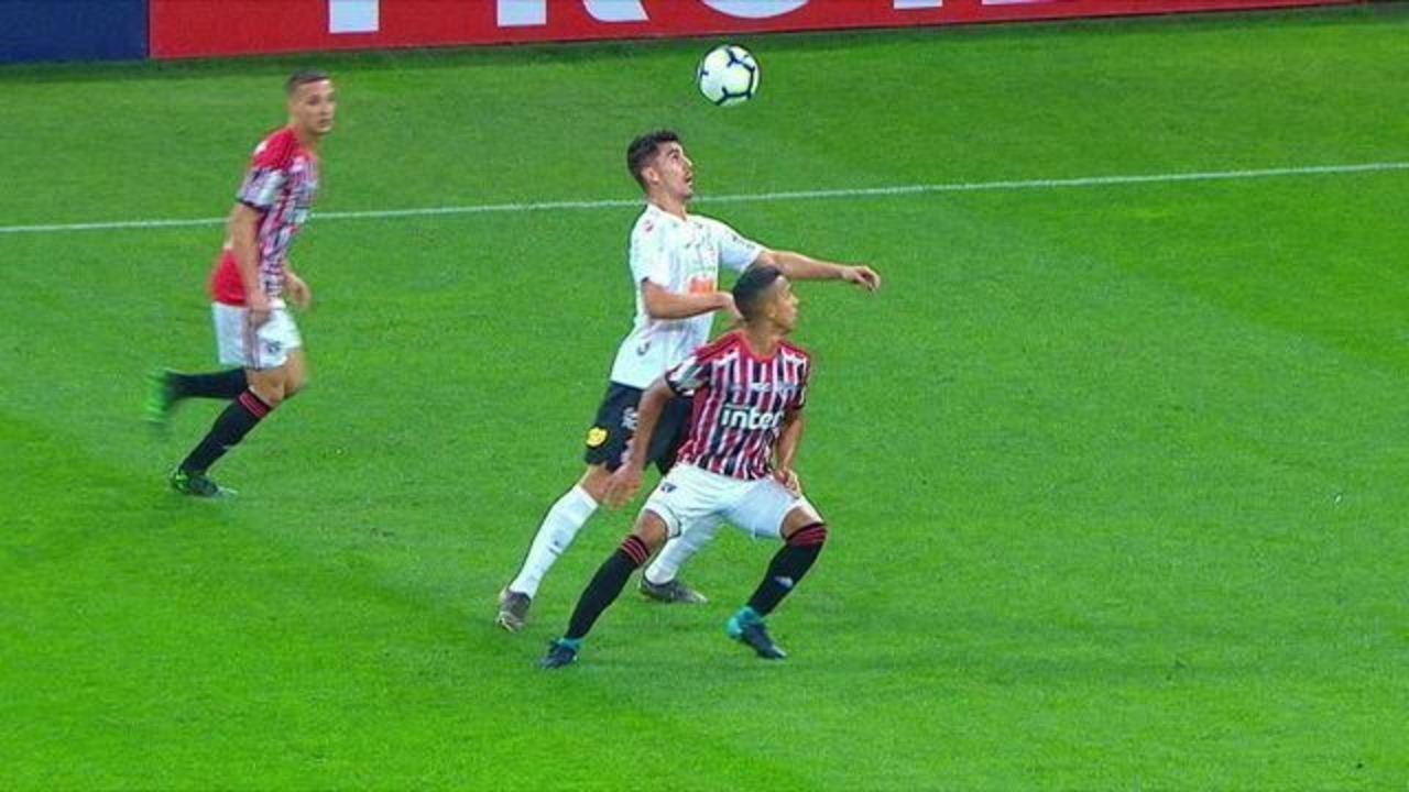 Melhores momentos de Corinthians 1 x 0 São Paulo pela 6ªrodada do Campeonato Brasileiro