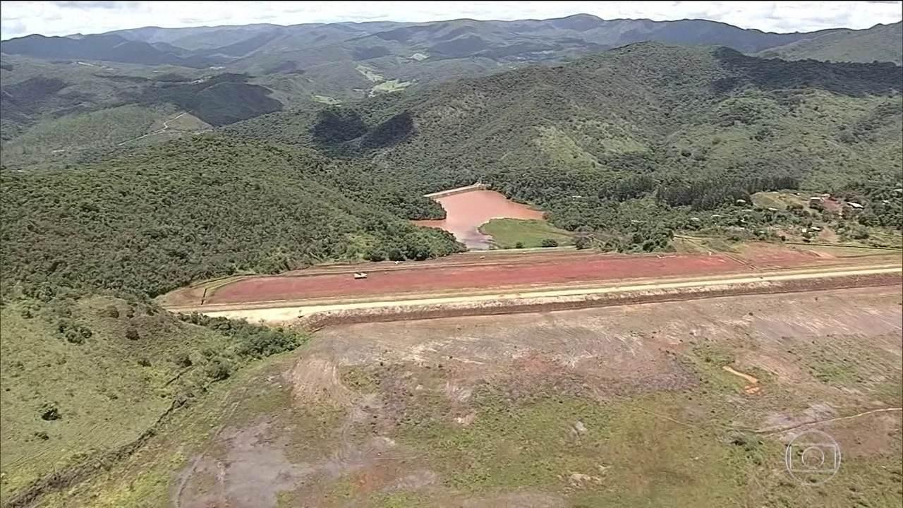 Termina o prazo de apresentação dos projetos de desativação de barragens em risco